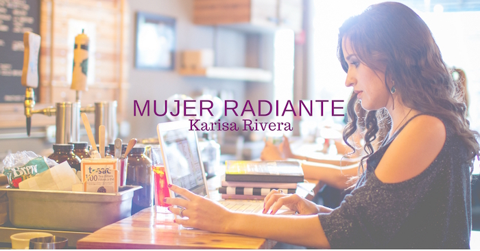 Mujer Radiante