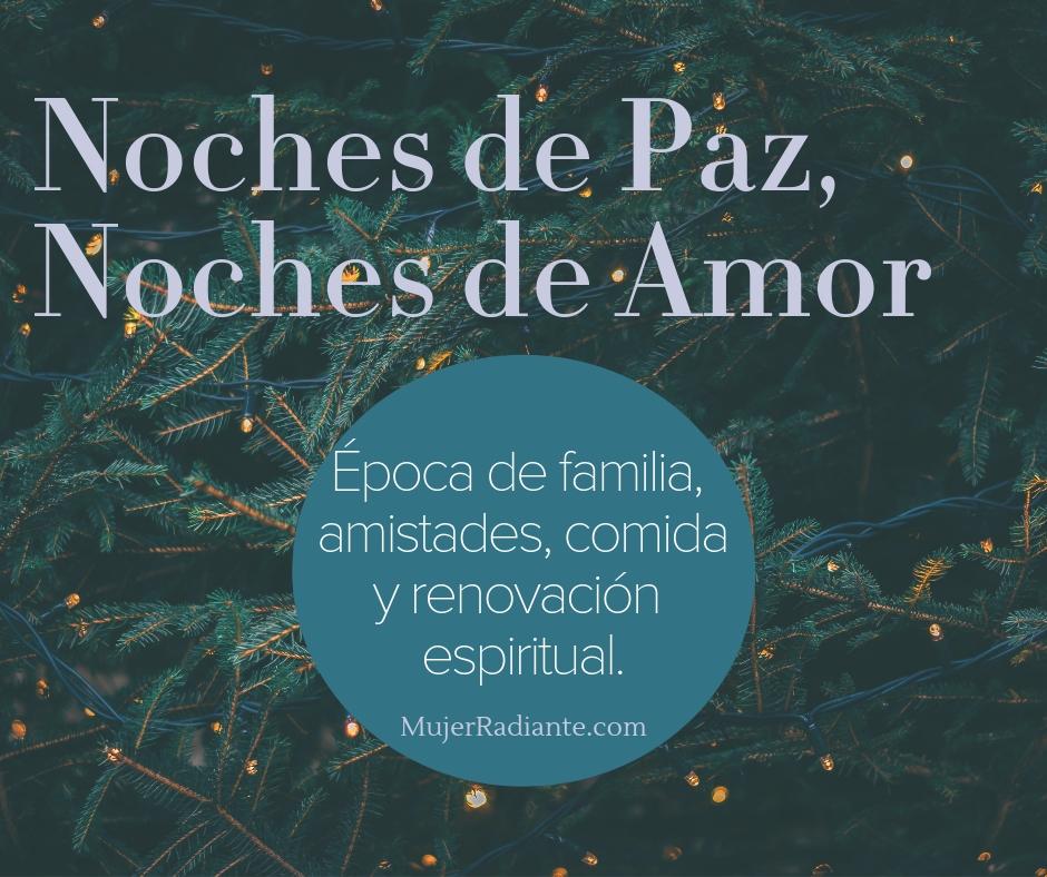 Noches de Paz Noches de Amor